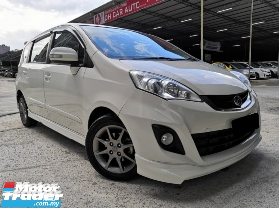 2014 PERODUA ALZA Perodua Alza 1.5 SE AUTO 1 OWNER TIP TOP CONDITION