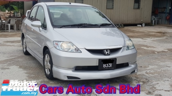 2005 HONDA CITY VTEC 1.5 (A) 7 Speed With Paddle Shift Mode Good Condition Mugen Bodykit No Repair Need Worth Buy