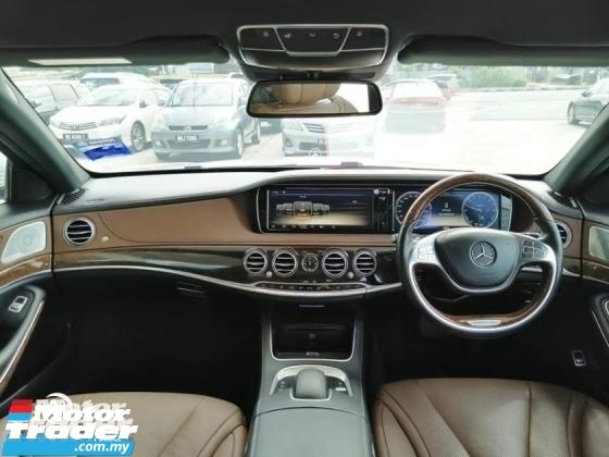 2014 MERCEDES-BENZ S-CLASS S400L