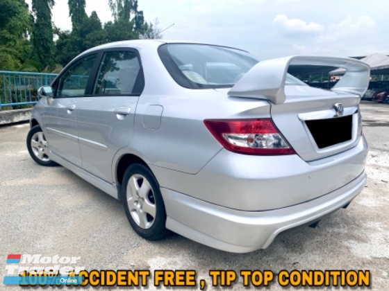 2005 HONDA CITY 1.5 VTEC 7 SPEED MODE PADDLESHIFT FULL BODYKIT