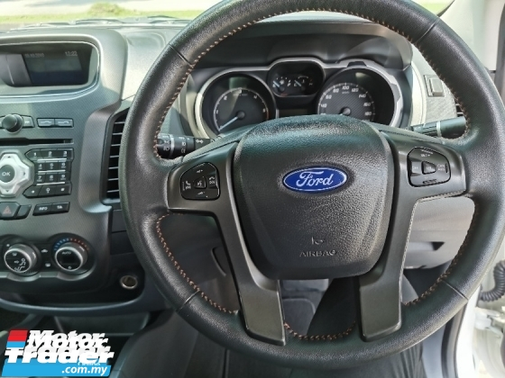 2014 FORD RANGER FORD RANGER 3.2 (A) WILDTRAK FULL LEATHER SEAT REVERS CAMERA NINE NUMBER