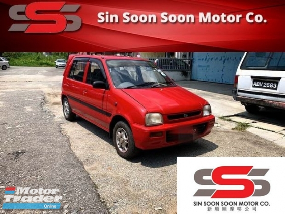 1995 PERODUA KANCIL 660 PREMIUM FULL Spec(MANUAL)1995 Only UNCLE Owner, LOW Mileage, TIPTOP, ACCIDENT-Free, DIRECT-Owner, SPORTRIM & WINDOW Control HONDA TOYOTA NISSAN MAZDA PERODUA MYVI AXIA VIVA ALZA SAGA PERSONA EXORA ERTIGA VIOS YARIS ALTIS CAMRY VELLFIRE CITY ACCORD KIA