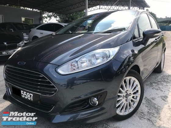 2013 FORD FIESTA 1.5 SPORT 46Kkm FSR,under warranty