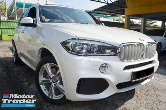 2017 BMW X5 2.0 xDRIVE40e M SPORT UNDER WARRANTY