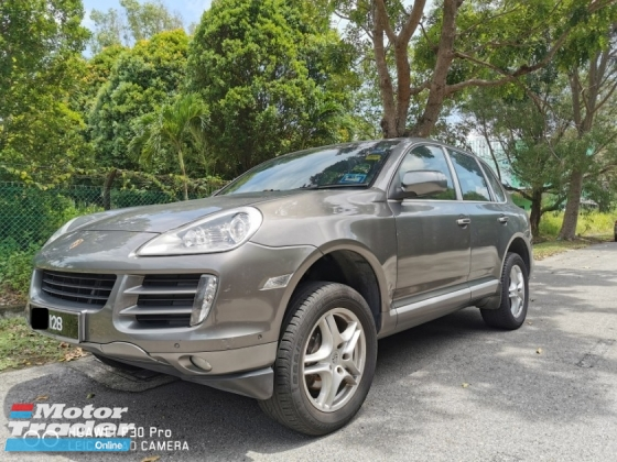 2007 PORSCHE CAYENNE 3.6 (A) V6 NEW FACELIFT - REG 11 SUPERB CONDITION