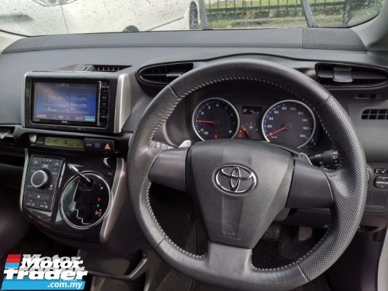 2014 TOYOTA WISH Toyota Wish 1.8 S