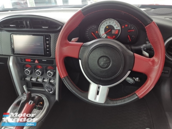 2015 TOYOTA 86 Toyota 86 GT 2.0 unreg with twin ekzos