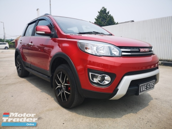2017 GREAT WALL Haval H1 Premium Elite