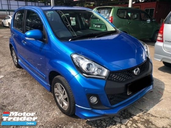 2017 PERODUA MYVI 1.5 SE FACELIFT (A) ONE LADY OWNER