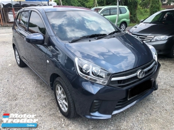 2018 PERODUA AXIA 1.0 G (A) LIKE NEW CAR CONDITION