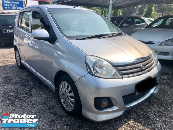 2014 PERODUA VIVA 1.0 ELITE EZI (A) TIP-TOP CONDITION