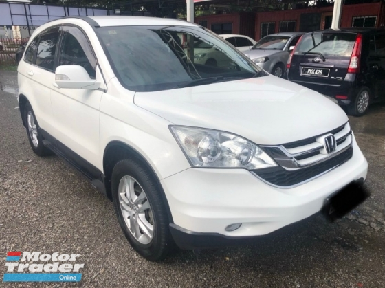 2012 HONDA CR-V 2.0 i-VTEC FACELIFT (A) ONE OWNER TIP-TOP CONDITION