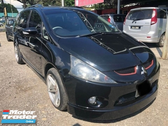 2006 MITSUBISHI GRANDIS 2.4 (A) ONE OWNER