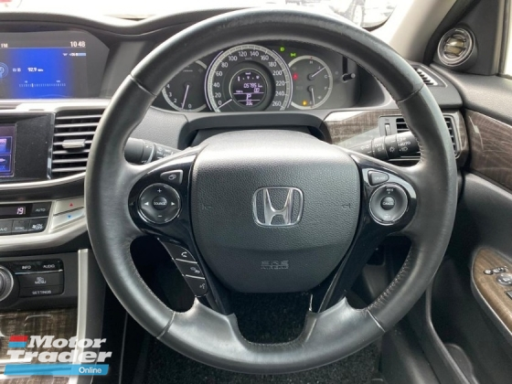 2016 HONDA ACCORD 2.0 VTI FACELIFT (A) DONT MISSED YOUR CHANCE!!!