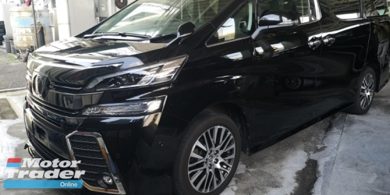 2015 TOYOTA VELLFIRE ZG 2.5 / PILOT SEATS / JBL SOUND SYSTEM / READY STOCK NO NEED WAIT / 5 YEARS WARRANTY UNLIMITED KM