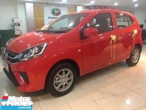2020 PERODUA AXIA 1.0 GXtra Auto 0% Sales Tax Promo Fast Car New