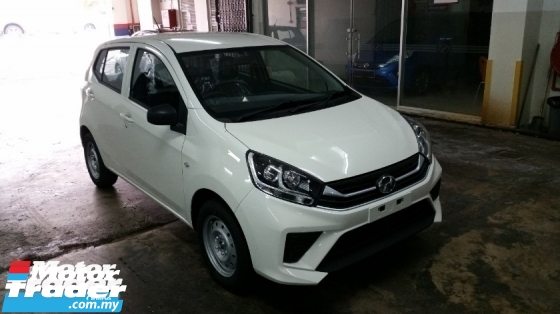 2019 PERODUA AXIA 1.0 E (MT) NEW FACELIFT YEAR END BEST PROMO FAST CAR