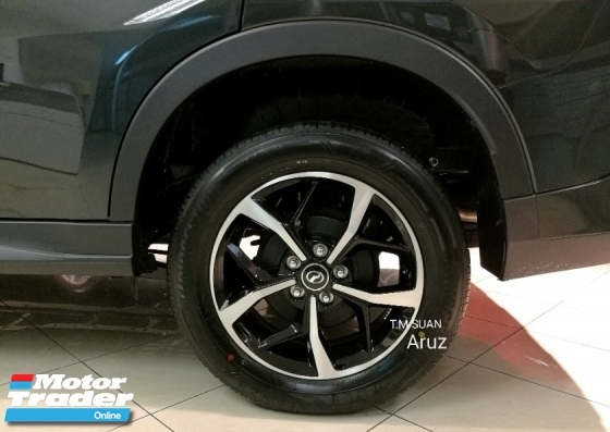 2019 PERODUA ARUZ PX SUV AUTO