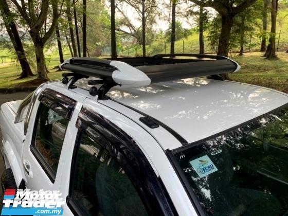 2012 ISUZU D-MAX 3.0L Ddi iTEQ DOUBLE CAB (A) FULLY OFF SET EQUIP