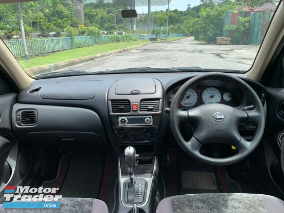 2006 NISSAN SENTRA 1.6 (A) 1OWNER TIP TOP ENGINE JAGA BAIK