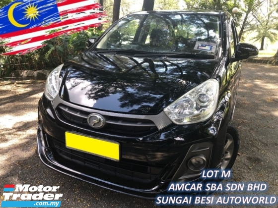 2013 PERODUA MYVI 1.5 EXTREME ZHX (A) HIGH SPEC LEATHER SALE