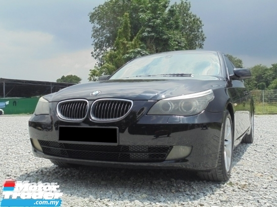 2009 BMW 5 SERIES 523i SE 2.5 E60 LCi PushStart TipTOP Condition LikeNEW