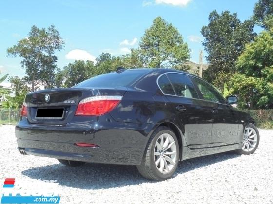 2009 BMW 5 SERIES  2.5 E60 LCi TipTOP Condition LikeNEW