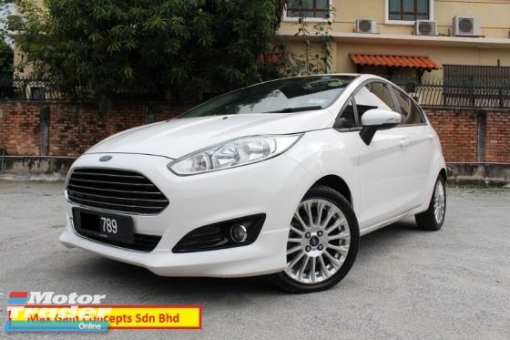 2013 FORD FIESTA 1.5 (A) Sports Hatchback (New Model)(Ori Year Make 2013)(1 Owner)