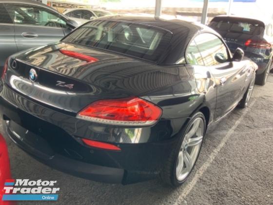 2015 BMW Z4 2.0 sDrive20i M sport package push start sport mode unregistered