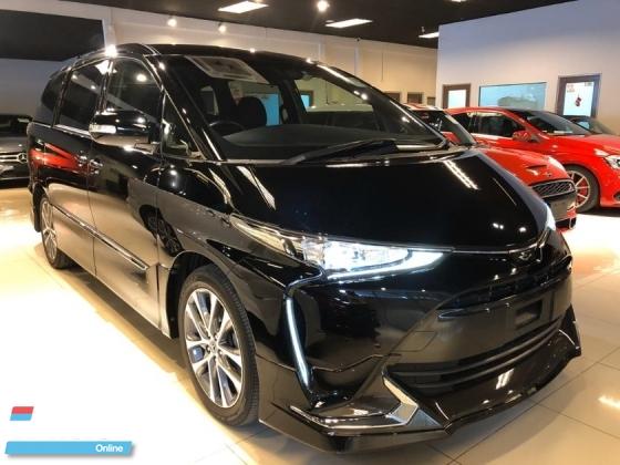 2016 TOYOTA ESTIMA 2.4 Aeras Premium - 0% SST - Toyota Japan Certified Cars - Modellista Aero Kits - Pre Crash - 7 Seater - New Car