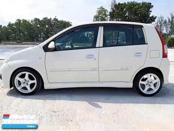 2011 PERODUA VIVA 2011 Perodua VIVA 1.0 ELITE EZi (A) ONE LADY OWNER