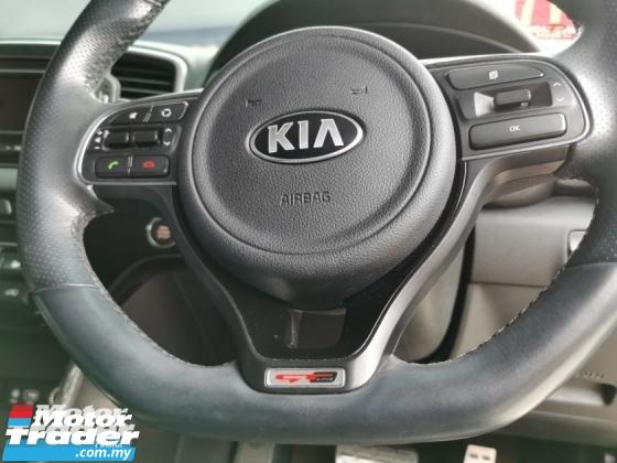 2016 KIA SPORTAGE 2.0 PREMIUM GT LINE SUV,1 VIP OWNER,WARRANTY TILL 2021 W FULL SERVICE RECORD,100% ACCIDENT FREE