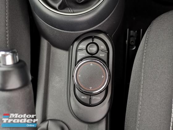 2015 MINI 5 DOOR COOPER S 2.0 TURBO GREY REMUS EXHAUST OFFER UNREG