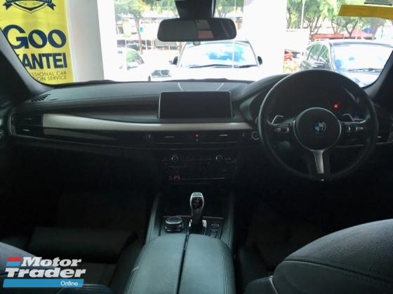 2015 BMW X6 M SPORT 3.0 DIESEL (UNREG) FREE WRTY n SERVICE