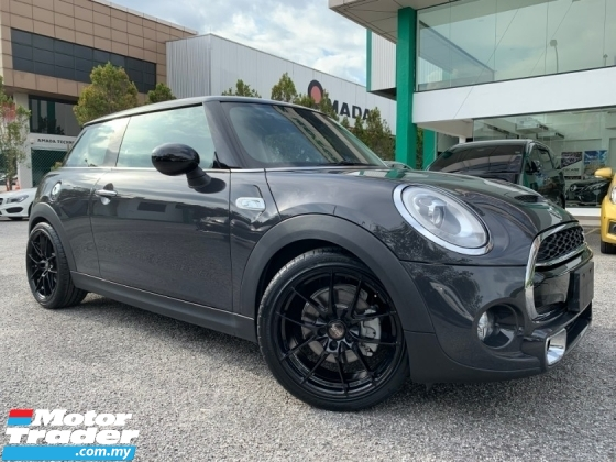 2015 MINI Cooper S  MINI COOPER S 2.0 JAPAN UNREG FREE 5 YEARS WARRANTY