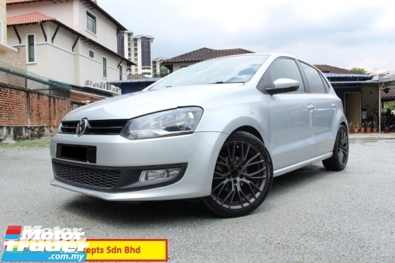 2011 VOLKSWAGEN POLO VOLKSWAGEN POLO 1.2 TSI (A) - SPORTS EDITION (Ori Year Make 2011)(1 Owner)