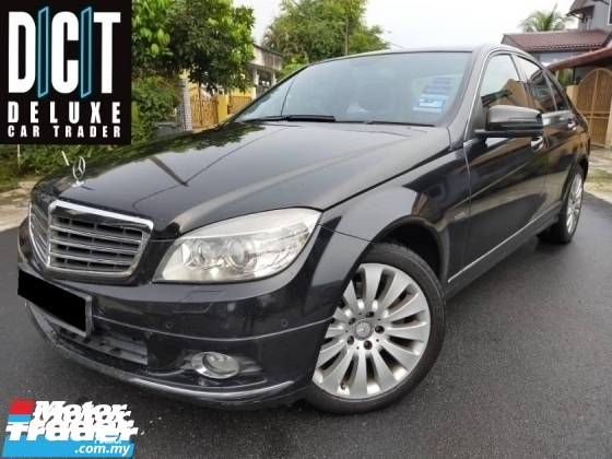 2012 MERCEDES-BENZ C-CLASS C200 1.8 LOCAL SPEC FACELIFT LIKE NEW CAR 1 OWNER MALAY TIPTOP CONDITION LIKE NEW CAR