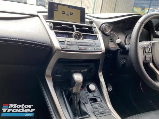 2014 LEXUS NX 200T F SPORT