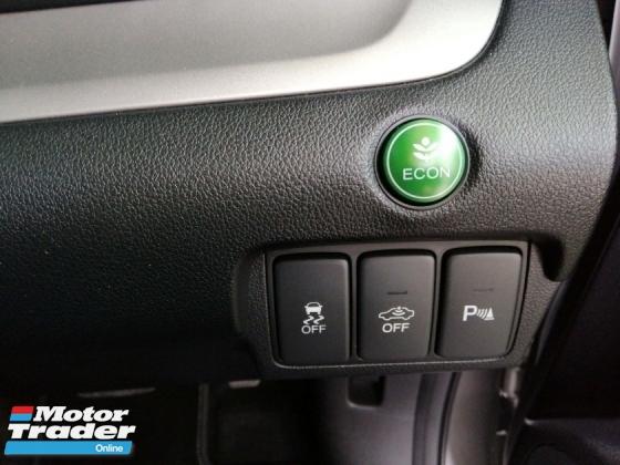 2014 HONDA CR-V CR-V 2.0L (A) FULL SERVICE RECORD HONDA