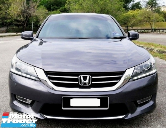 2014 HONDA ACCORD 2.0 VTI-L FULL SERVICE RECORD HONDA
