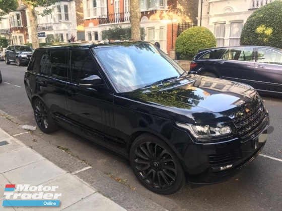 2015 LAND ROVER RANGE ROVER VOGUE AUTOBIOGRAPHY S/C, LUXURY COMBO