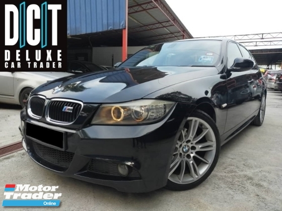 2011 BMW 3 SERIES M-SPORT ONE HOUSE WIFE OWNER TIP TOP CONDITION ORIGINAL PAINT 1 YEAR WARRANTY CAN APPLY