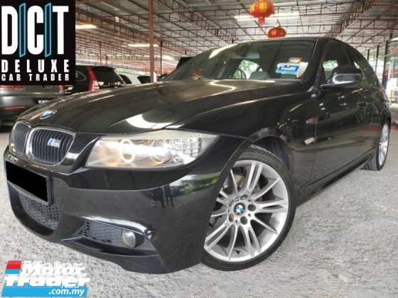 2011 BMW 3 SERIES 320I M SPORT 2.0(A) E90 LOCAL HIGH SPEC ORICONDITION LIKE NEW CAR