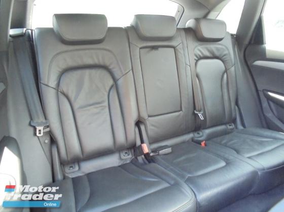 2009 AUDI Q5 2.0 TFSI S-LINE Panoramic Facelift Reg.2013