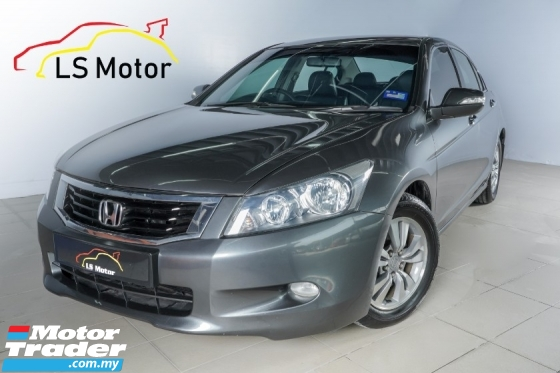 2010 HONDA ACCORD 2.0 i-VTEC (A) VTI-L Spec