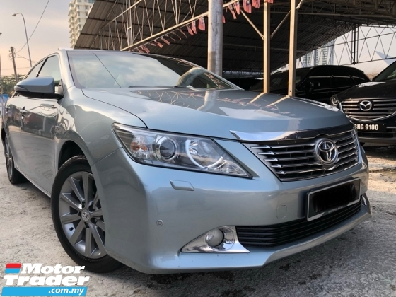 2015 TOYOTA CAMRY G X,Lawyers Owner,Accident Free,Leather Seat