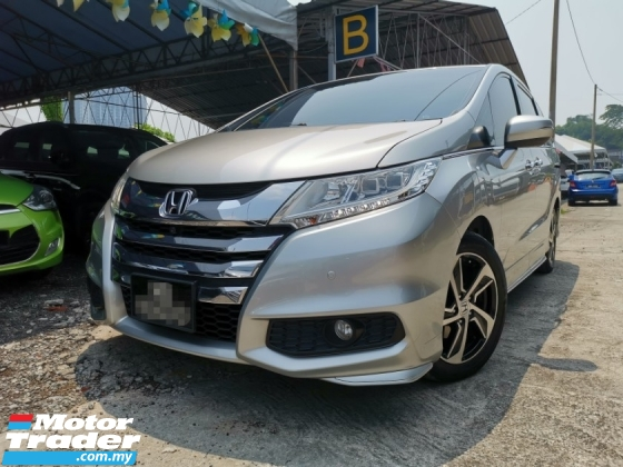 2015 HONDA ODYSSEY 2.4 EXV local CKD With Honda Warranty Full Service By Honda Malaysia One Owner Acc Free