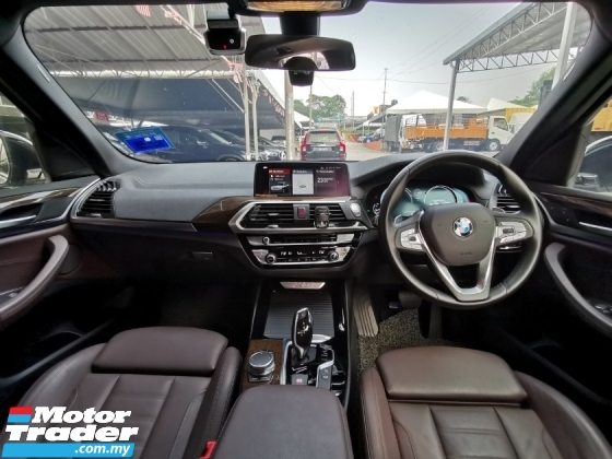 2018 BMW X3 xDrive30i Full Service Under Warranty Free Service One Onwer Like New Accident Free