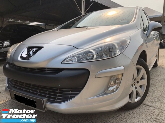 2012 PEUGEOT 308 VTI ,Full service By peugeot, Tiptop condition,one owner