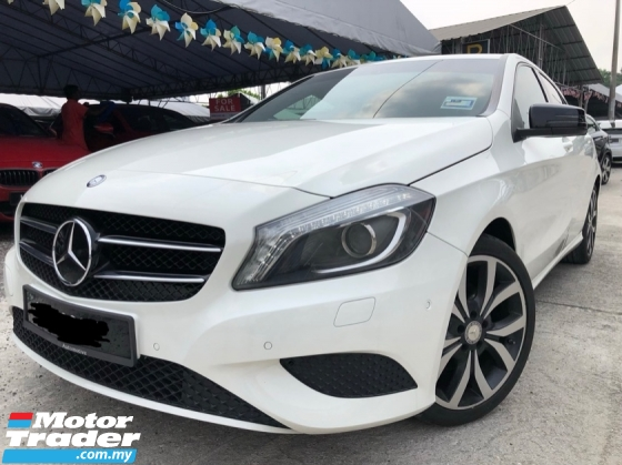 2016 MERCEDES-BENZ A-CLASS A200 TURBO,Full Service By Hapseng star,One Owner,Low Mileage